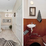 Homestaging hall och wc
